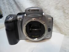 Canon Digital Silver 300D DSLR Camera Body,Battery & Charger  working fine