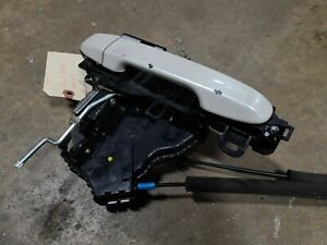 2013 Subaru BRZ Scion FRS RH Right Side Door Handle & Lock Actuator OEM 1797