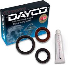 Dayco Engine Timing Seal Kit for 1990-2002 Honda Accord 2.3L 2.2L L4 - ld