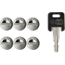 Thule 6 Locking Cylinders, 596