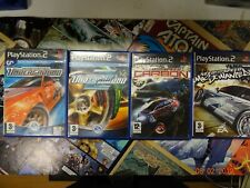 Need for Speed Collection PS2 (Sony Playstation 2)