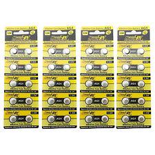 40PCS AG4 LR66 177 376 377 LR626 1.5V Alkaline Button Cell Watch Battery HyperPS