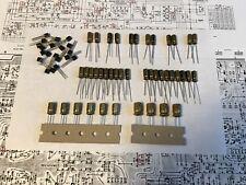 PREMIUM Reparatursatz AKAI GX-635D GX-636D NICHICON MUSE FINE GOLD Repairkit