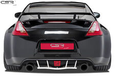 REAR BUMPER SPOILER LOWER DIFFUSER FOR NISSAN 370Z 2008 HA171 NEW