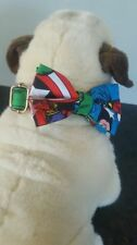 Personalized Fabric Dog Collars