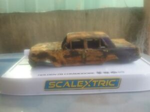 Slot car Holden eh rusty  wide body only