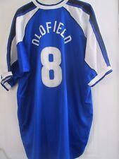 Peterborough United 2000-2001 Oldfield 8 Hogar Camiseta De Fútbol XXXL/41804