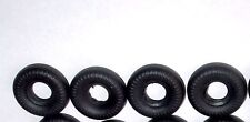 DINKY 6  20MM ROUND TREAD TIRES FIT DINKY SUPER TOY # 972 COLES 20 TON  CRANE