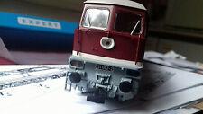PIKO 58130A Diesellok BR 131 062-2 mit schmalem Streifen DR Ep.lV Spur H0 neu