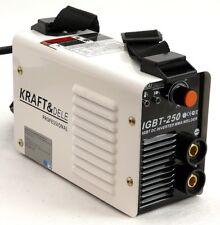 KD843 250A ARC Welder Inverter by Kraft&Dele Germania Professional IGBT MMA ARC