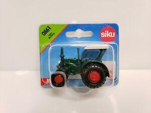Siku 0861 Lanz Bulldog Tractor 1/64 Green