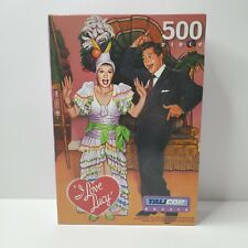 I Love Lucy 500 Piece Jigsaw Puzzle - Talicor - Be A Pal - Brand New/Sealed