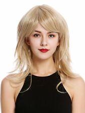 Wig Ladies Long Wavy Wavy Layered Fringe Blonde Mix 9265-613L/18