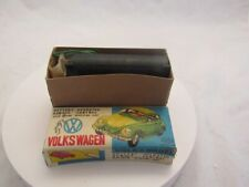 1950'S KO JAPAN BATTERY OPERATED REMOTE CONTROLLED LIGHTED ENGINE VOLKSWAGEN CAR