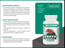 VITAMIN FOR  ROOSTER / GALLOS TESTO POWERFUL 100 TABS