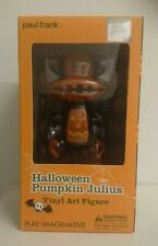 PAUL FRANK - HALLOWEEN PUMPKIN JULIUS MONKEY - VINYL ART FIGURE COLLECTABLE