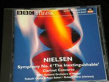 Nielsen - Symphony No. 4 The Inextinguishable - CD Album - 2001 - 8 Tracks BBC