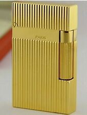 DuPont ligne 2 Style Memorial Classic Vertical Stripes Lighter - TOP QUALITY