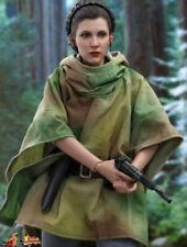 HOT TOYS 1/6 STAR WARS ROTJ ENDOR LEIA LOOSE FIGURE   - US SELLER-