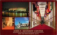 Postcard John F. Kennedy Center For The Performing Arts, Washington, DC