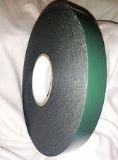 Registro de matrícula resistente a la intemperie Doble Cara Rollo adhesivas 25x1MMx30M