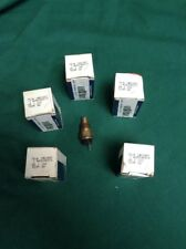 Lot of 5 New Genuine GM 25036373 DELCO D1897 Engine Coolant Temperature Switch