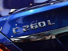 E660 C260 C260L Emblem Badge auto aufkleber 3D Schriftzug Plakette car Sticker