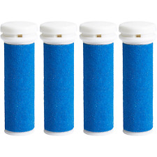 4 x Extra Coarse Blue Micro Mineral Replacement Rollers