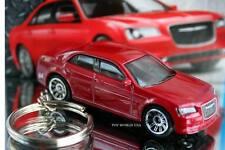 Custom Key Chain '15 Chrysler 300 red