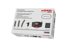 Märklin 29000 set digital para principiante MS2 O.rollendes material