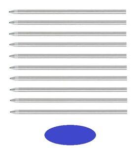 10 - Rotring Tikky 3-In-1 Multi-Functional Pen Refills - BLUE MEDIUM