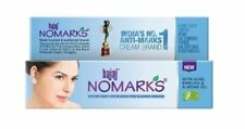 3x BAJAJ NO MARKS BLUE CREAM for DRY SKIN - acne,blemishes ,face ,herbal 25g