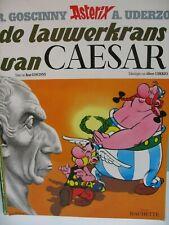 Asterix de lauwerkrans van Caesar