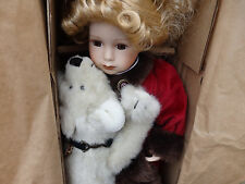 Boyds Yesterdays Child Lara Doll #4707 NIB! MINT! Never displayed!