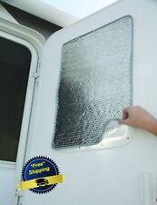 "Sun Shield 16 x 24"" Door Window Cover Camco Reflective Motorhome Shade RV Camper"