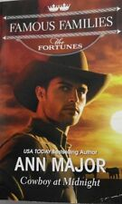 Famous Families, The Fortunes #1 Cowboy at Midnight