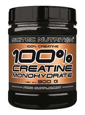 Scitec Nutrition 100% estudiada monohydrate 100g hasta 1000g 20 días hasta 200 días