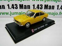 AP28N Voiture 1/43 IXO AUTO PLUS : Fiat 124 sport 1971