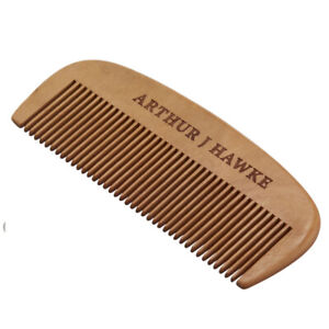 Pear Wood Comb | Keeps Beard In Check