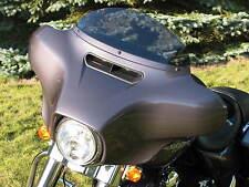 """Harley 7"""" Windshield Dark Tint - / Street Glide / Tri-Glide / 2014 - 2017"""