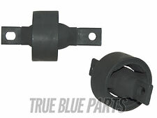 Rear Lower Trailing Arm Bushing Pair Set for Acura Integra Honda Civic CRX CR-V