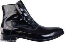 New Authentic $975 Cesare Paciotti US 8.5 Ankle Boots Italian Designer Shoes