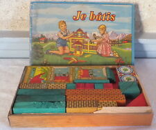 "jeu construction ancien ""je bâtis"" construction game"