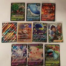 Lotto 100 carte pokemon + charizard sleeves no gold star shiny vintage holo psa