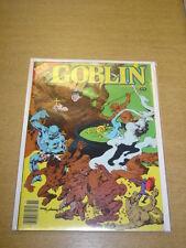 GOBLIN #3 VF (8.0) NOVEMBER 1982 WARREN HORROR MAGAZINE (B)