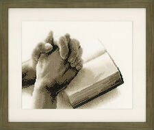 Vervaco - Counted Cross Stitch Kit - Praying Hands - PN-0150173