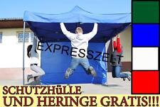 EXTRASTARKES MARKTSTAND ZELT FALTZELT MESSESTAND PAVILLION VERKAUFSZELT + GRATIS