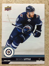 17-18 UD Series 1 RARE Promo Team Set JETS #JET-6 BRYAN LITTLE