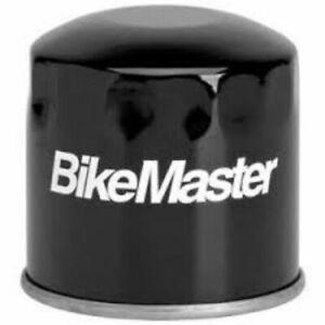 BikeMaster Oil Filter for Suzuki GSF1200S Bandit 1997 1998 1999 2000 2001 2002