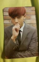 EXO EXO-K Tao Taiwan Ver Growl Very A  OFFICIAL PHOTOCARD Card KPOP K-POP